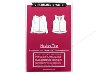GrainLine Studio Hadley Top Pattern