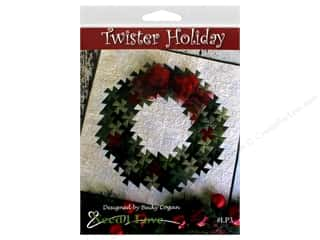 books & patterns: Need'l Love Company Twister Holiday Pattern