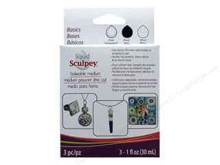 Sculpey Liquid Clay Bakeable Medium 1 oz Basic