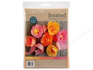 scrapbooking & paper crafts: Werola Lia Griffith Tissue Paper Frosted Tropical Squeeze 24 pc