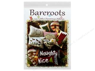 Bareroots Little Christmas Pillows Pattern
