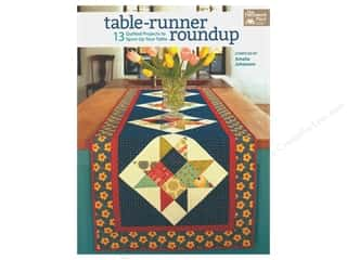 That Patchwork Place Table Runner Roundup Book