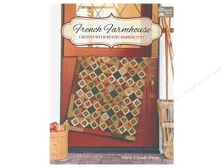 add a quarter: That Patchwork Place French Farmhouse Book