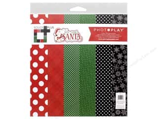 Photo Play Collection Here Comes Santa Kit Solids