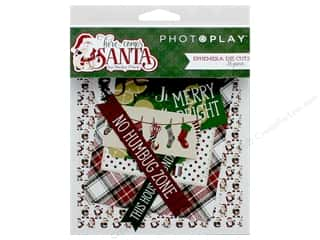 Photo Play Collection Here Comes Santa Ephemera