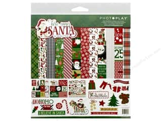 Photo Play Collection Here Comes Santa Collection Pack 12 in. x 12 in.