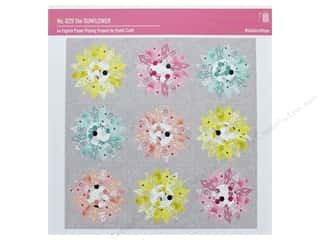 books & patterns: Violet Craft Sunflower English Paper Piecing Pattern