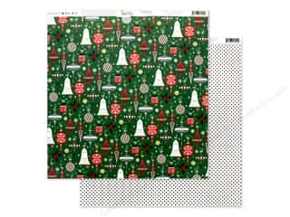 Photo Play Collection Here Comes Santa Paper 12 in. x 12 in. Trimmings (25 pieces)
