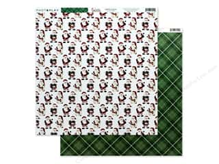 Photo Play Collection Here Comes Santa Paper 12 in. x 12 in. Santa Claus (25 pieces)