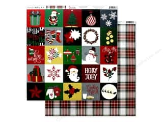 Photo Play Collection Here Comes Santa Paper 12 in. x 12 in. Countdown (25 pieces)
