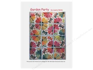 Fiberworks Garden Party Pattern
