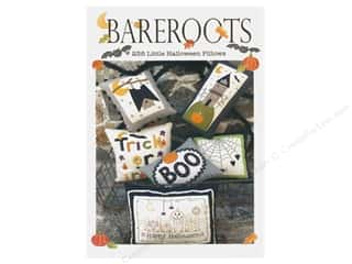 Bareroots Little Halloween Pillows Pattern