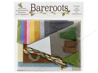 Bareroots Kit Fabric & Floss Camp Journals