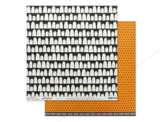 Pebbles Spooky Boo 12 in. x 12 in. Boo (25 pieces)