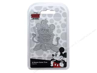 scrapbooking & paper crafts: Character World Die Disney Mickey & Minnie A Dream Come True