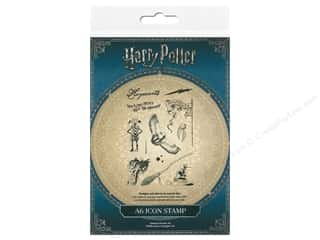 stamps: Character World Stamp Warner Bros Harry Potter Icon