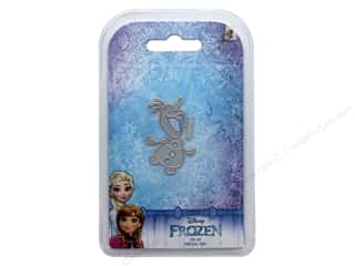 scrapbooking & paper crafts: Character World Die/Stamp Disney Frozen Anna