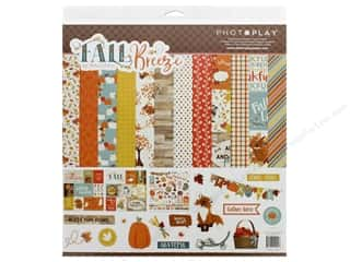 pumpkins: Photo Play Fall Breeze Collection Pack 12 in. x 12 in.