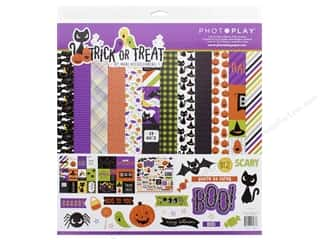 Photo Play Trick Or Treat Collection Pack 12 in. x 12 in.