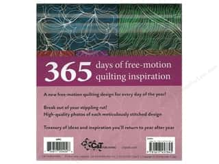 C&T Publishing 365 Quilting Designs Perpetual Calendar