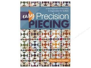 C&T Publishing Easy Precision Piecing Book