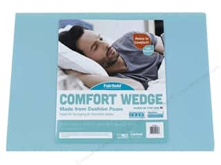 Fairfield Cushion Foam Comfort Wedge 28 in. x 18 in. x 10 in.
