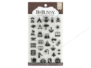 Bo Bunny Stamp Adventure Icons