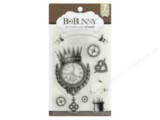 stamps: Bo Bunny Stamp Steampunk