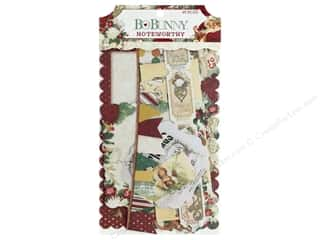 Clearance: Bo Bunny Yuletide Carol Noteworthy