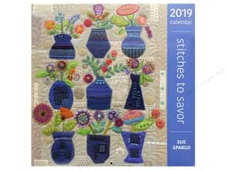 That Patchwork Place Calendars Stitches to Savor Wall 2019