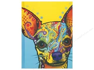 books & patterns: Quiet Fox Designs Dean Russo Chihuahua Journal Book