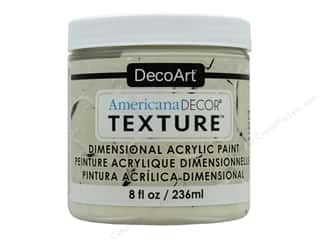 DecoArt Americana Decor Texture Acrylic Cream 8 oz