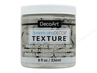 craft & hobbies: DecoArt Americana Decor Texture Metallics Pearl 8 oz