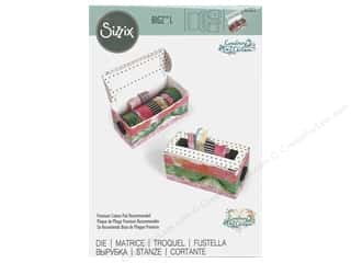 Clearance: Sizzix Dies Courtney Chilson Bigz Die Washi Tape Box
