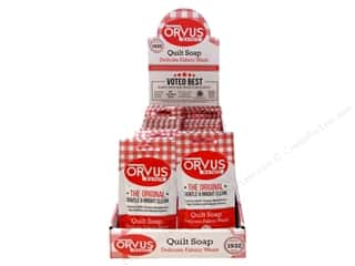 Orvus Quilt Soap WA Paste 1 fl oz POP (72 pieces)