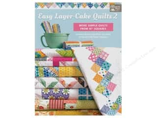 books & patterns: That Patchwork Place Easy Layer-Cake Quilts 2 Book