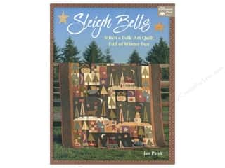 books & patterns: That Patchwork Place Sleigh Bells Book