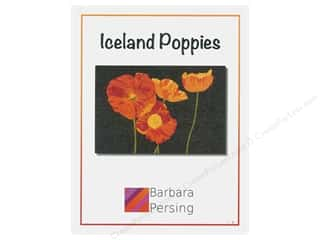 books & patterns: Barbara Persing Iceland Poppies Pattern