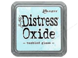 Ranger Tim Holtz Distress Oxide Ink Pad Tumbled Glass