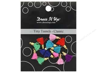 craft & hobbies: Jesse James Bead Tassel Tiny Assorted Classic