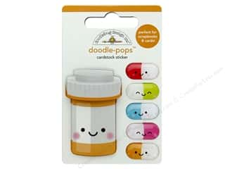 Doodlebug Collection So Much Pun Doodle Pops Pill Better
