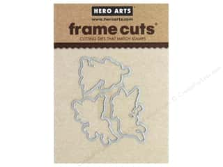 Hero Arts Die Frame Cuts Angel Trio