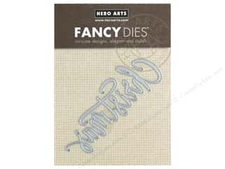 Hero Arts Die Fancy Christmas Word