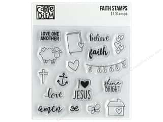 Simple Stories Carpe Diem Stamp Faith