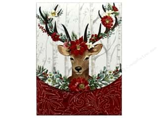 Clearance: Punch Studio Note Pad Pocket Deer Head