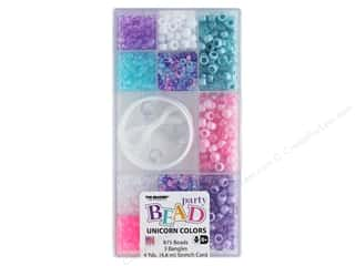 beading & jewelry making supplies: The Beadery Kit Bead Box Unicorn