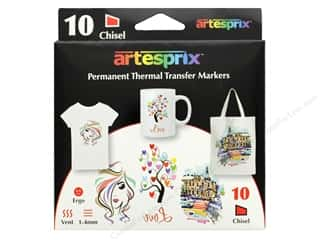 craft & hobbies: Artesprix Permanent Thermal Transfer Markers