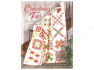 books & patterns: It's Sew Emma Christmas Figs Block Of The Month Sampler Quilt Book