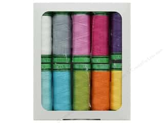 sewing & quilting: Aurifil Cotton Thread Mako 40 wt Babyhood Set 10 pc