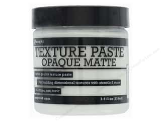 scrapbooking & paper crafts: Ranger Texture Paste 3.9 oz. Opaque